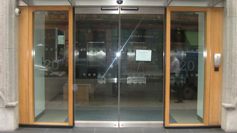 Horton Automatics manufacture and installation of automatic doors